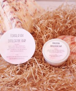Himalayan Exfoliator Soap Large and Small