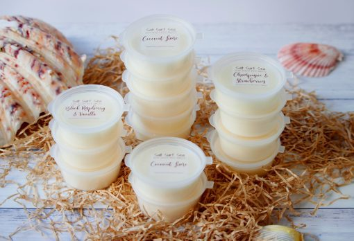 chai latte shot pot soy wax melts