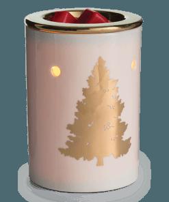 Golden Fir Illumination Fragrance Warmer