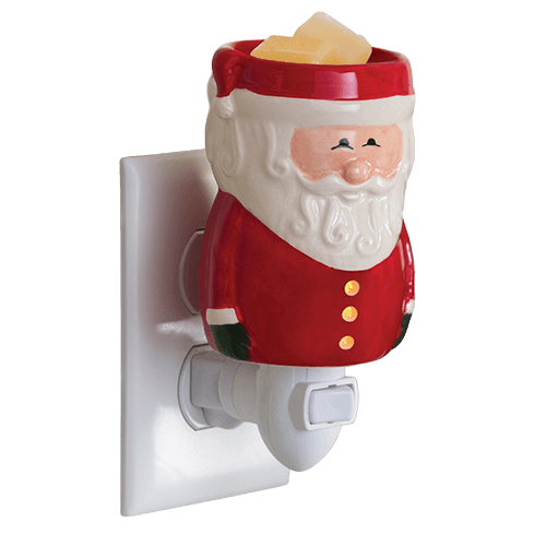Santa Clause Pluggable Fragrance Warmer