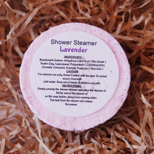 Shower Steamer Lavender