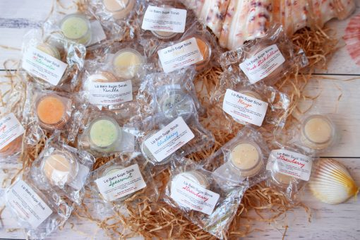 Lip Balm Sugar Scrubs