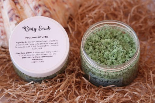 Body Scrub Peppermint Crisp 100g