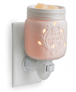 Mason Jar Pluggable Fragrance Warmer