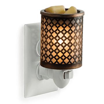 Moroccan Metal Pluggable Fragrance