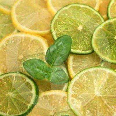 lime basil and mandarin fragrance
