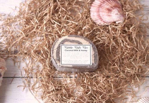 Bubble Bath Bar Coconut Milk & Honey