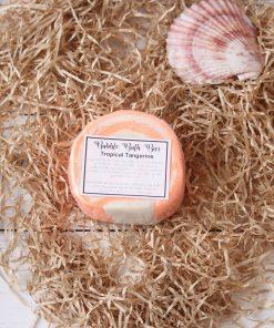 Bubble Bath Bar Tropical Tangerine
