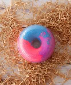 Bath Bomb Donut Bubble Luscious