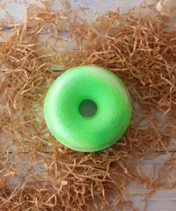 Bath Bomb Donut Coconut Lime