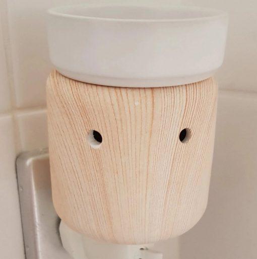 Birchwood Pluggable Fragrance Warmer.
