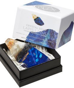 Lapis Lazuli Crystal Soap in gift box new style
