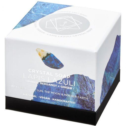 Lapis Lazuli Crystal Soap new style gift box