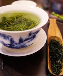 Green Tea & Lemongrass fragrance