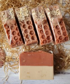Honey & Oats Handmade Goats Milk Soap