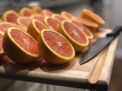 chamomile and grapefruit fragrance 2