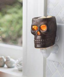 Skull Pluggable Fragrance Warmer